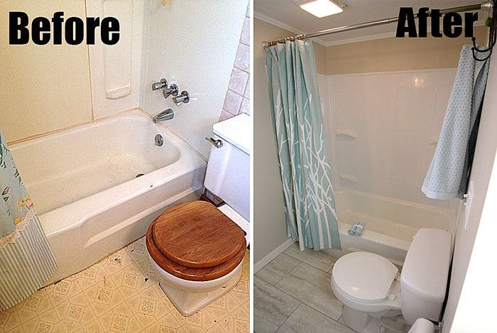 In this post livinrichonless shares the before and after for Best paint finish for bathroom ceiling