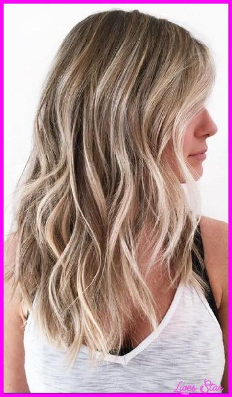 Awesome Dirty Blonde Hair With Blonde Highlights Hair Pinterest
