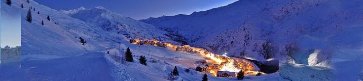 Valmeinier - Station de ski Maurienne Savoie