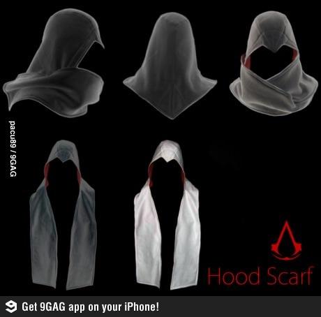 Assassins Creed Scarf