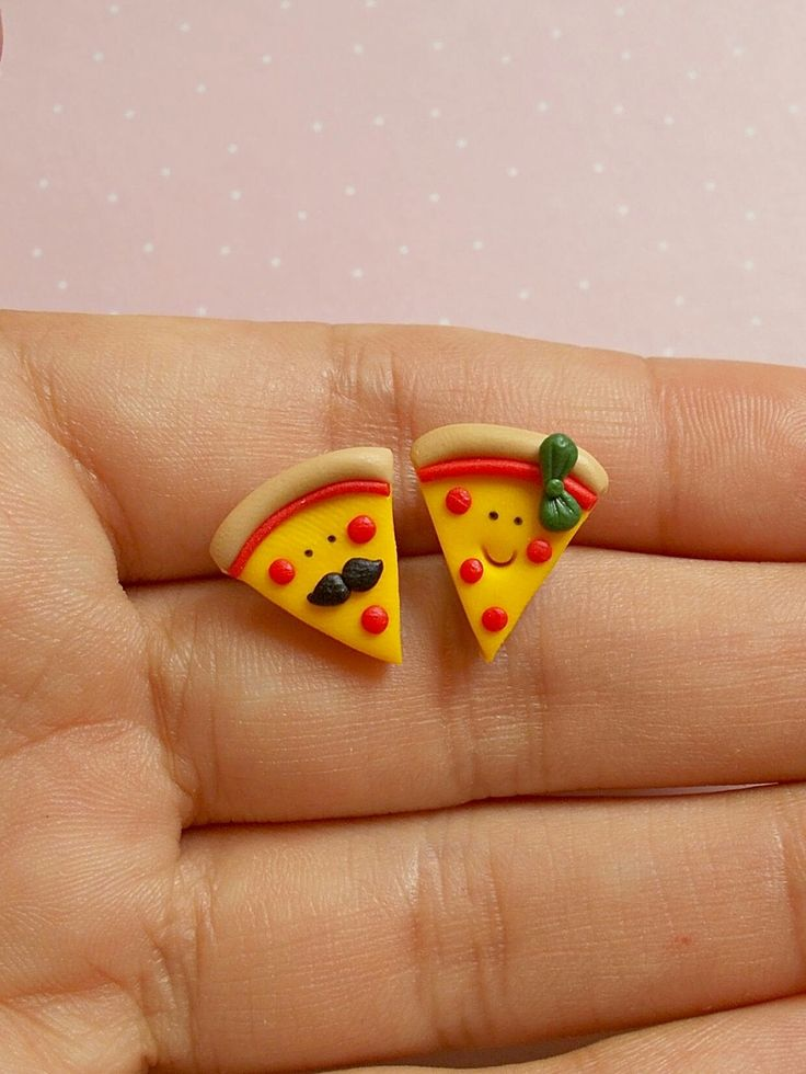 #pizza #food #gift Excited to share the latest addition to my #etsy shop: Pizza Earrings - Food Earrings - Pepperoni Pizza - Pizza Slice Jewelry - Kawaii Earrings - Mismatched Earrings - Funny Earrings Gift http://etsy.me/2zO5mcl