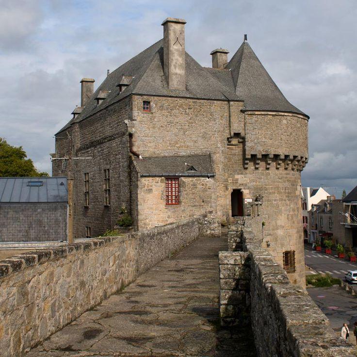 Ville de close de Guérande 44
