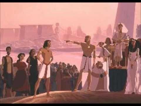 Il Principe d'Egitto - Vedrai Miracoli