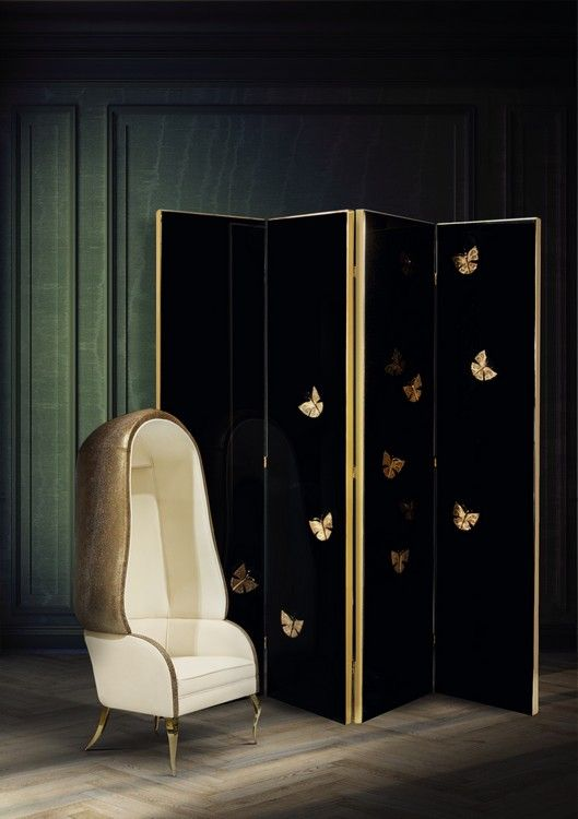 Exclusive design projects by KOKET| http://www.bykoket.com/projects/ #bykoket #luxuryfurniture #exclusivedesign #chairs #designideas #luxurydesign #statementpieces #design #luxurydesignpieces