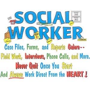 Social Works many talents