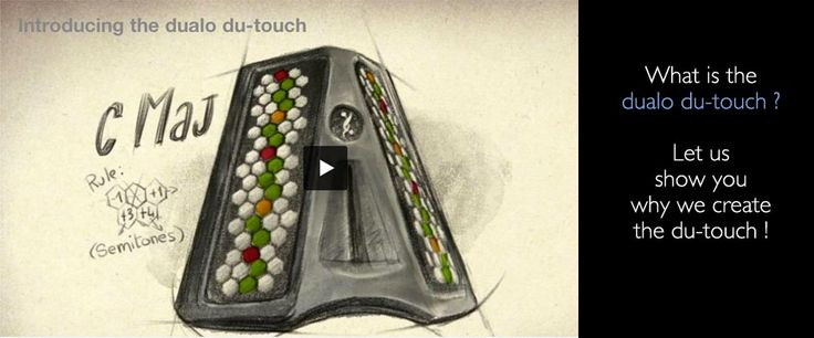 Introducing the dualo du-touch