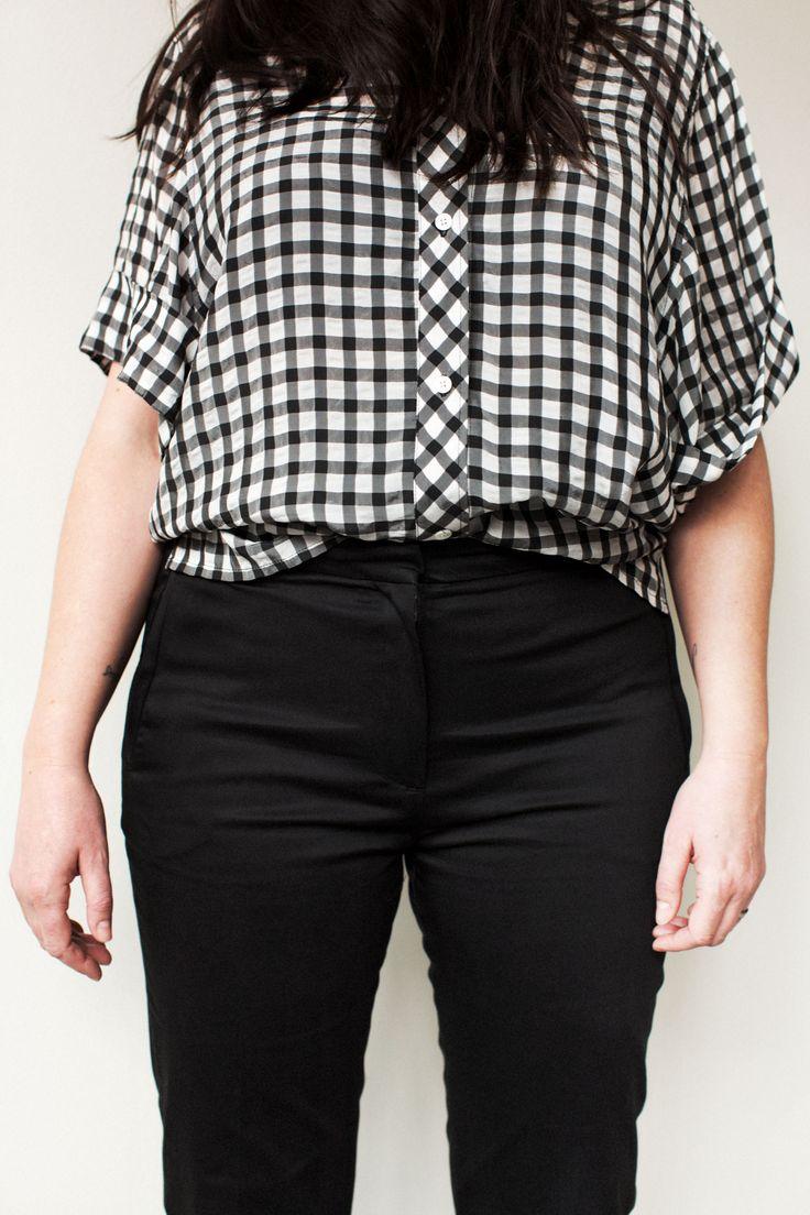Lobby Trouser - Black #HopeStockholm http://hope-sthlm.com/lobby-trouser-black-44