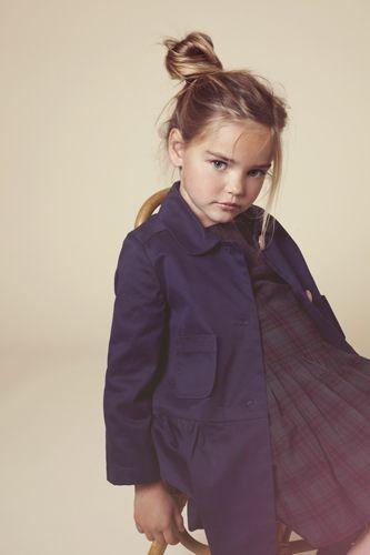 #robe #enfant #inspiration #manteau