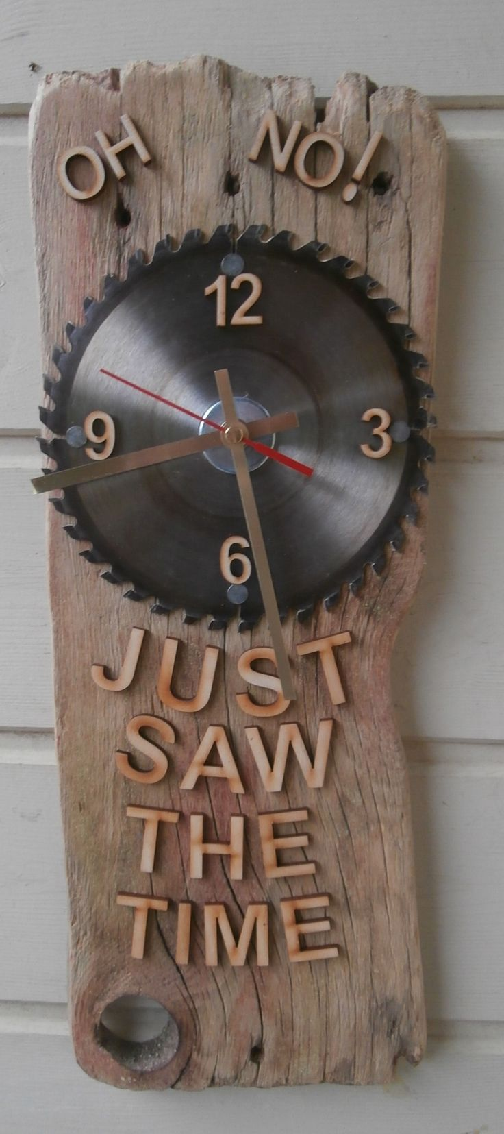 Best 25 craftsman clocks ideas on pinterest mantel clock design amazing and affordable diy clocks amipublicfo Image collections
