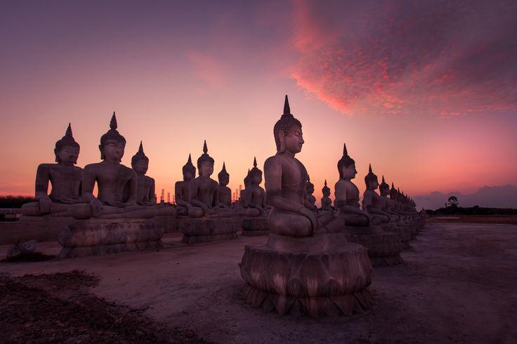 Image of Buddha - Location: Nakhon Si Thammarat, Thailand