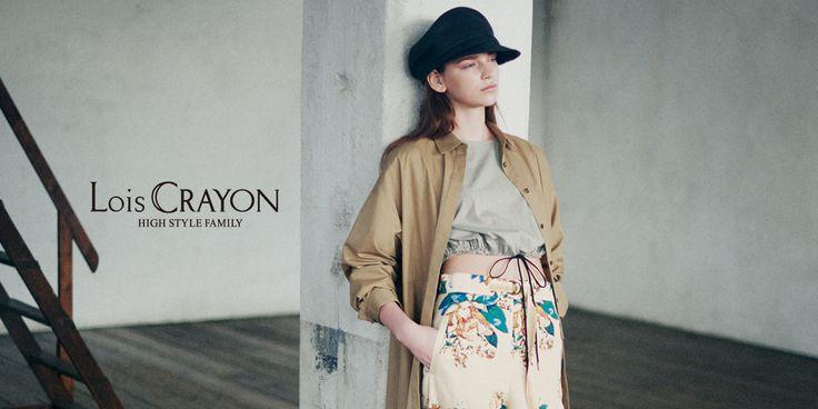 LoisCRAYON(ロイスクレヨン)の公式サイトです。ファッションブランド Lois CRAYON(ロイスクレヨン)、LIFE WITH FLOWERS(ライフウィズフラワーズ)、h.t.maniac men(エイチティマニアックメン)などを取り扱っております。