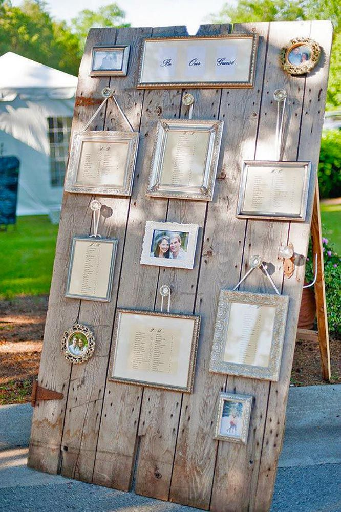 meet us in the woods wedding ideas