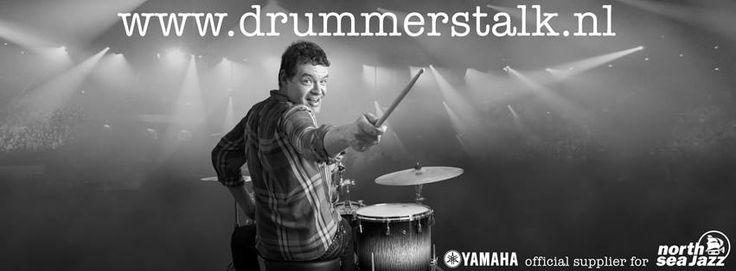 #Drummerstalk | Powered by Yamaha Music Benelux | #Y4U
