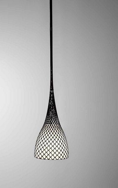 Weavers - Pendant lamp   lighting . Beleuchtung . luminaires   Design: Enrico Azzimonti   Bilumen  