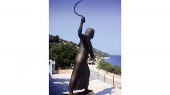 Το μνημείο της μάχης του Διρού