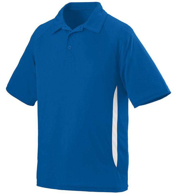 Augusta Sportswear Women's Moisture Wicking Polyester Sports Polo Shirt. 5006