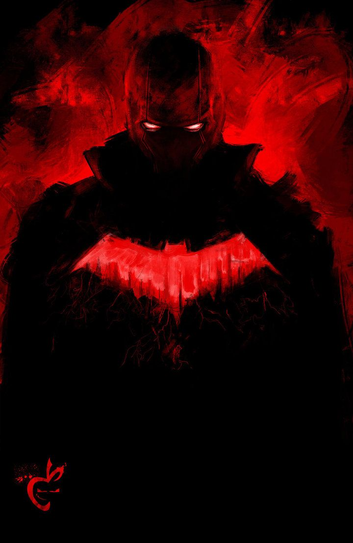 Red Hood by Esteban Salinas