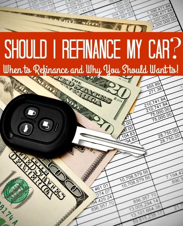 Family Budget - When Should I Refinance My Car?