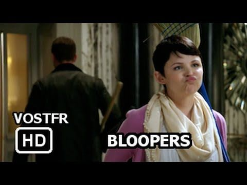 [HD] Once Upon a Time Season 2 Blooper Reel / Bloopers / Gag Reel VOSTFR - YouTube