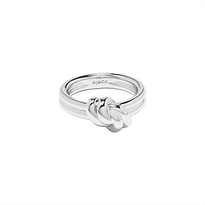 FORGET-ME-KNOT RING  AUD $59.95