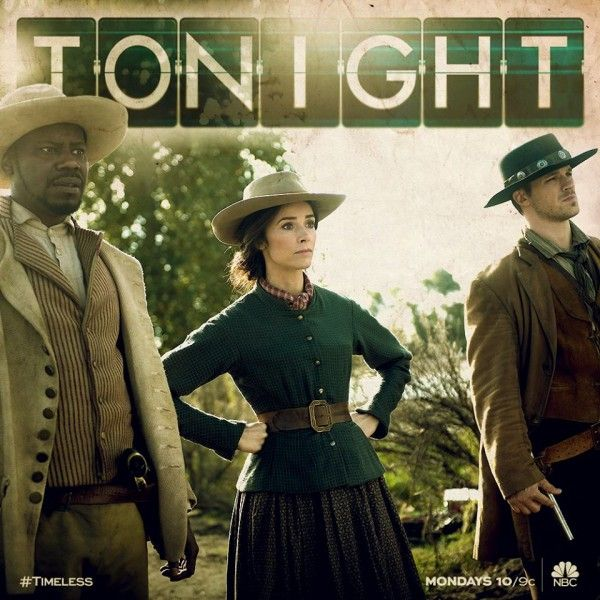 Reasons To Watch NBC's Timeless