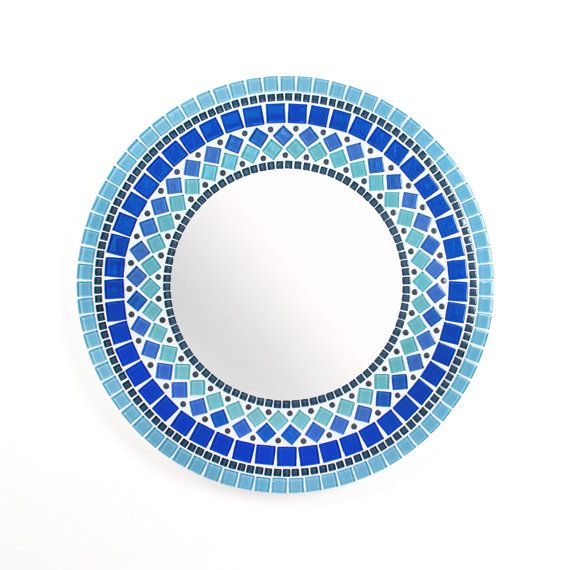 Blue Wall Mirror 14 best mosaic mirrors images on pinterest | mosaic mirrors