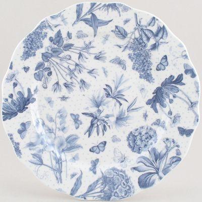 Portmeirion Botanic Blue Dinner Plate