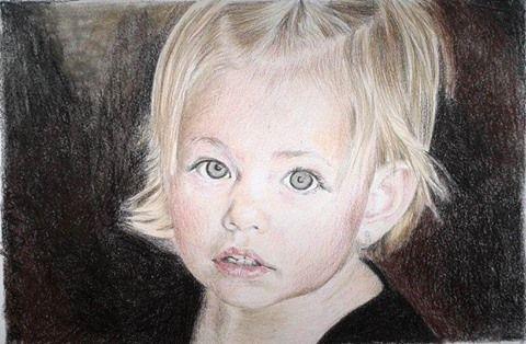 Sirok Szilvi rajza az élő tanfolyam elvégzése után! Gyere, és rajzolj velünk Te is! www.valdorart.hu