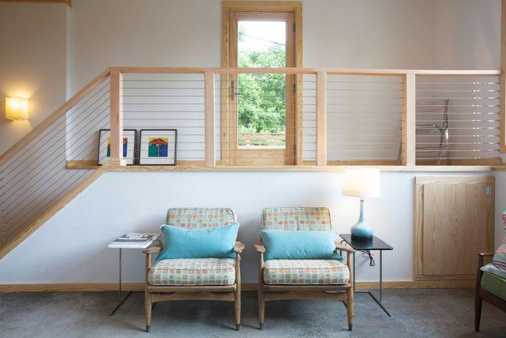 railing idea for the loft
