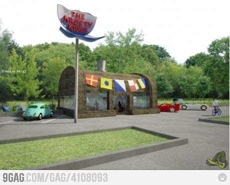 The Krusty Krab. IN REAL LIFE!! | The Funny Truth ...