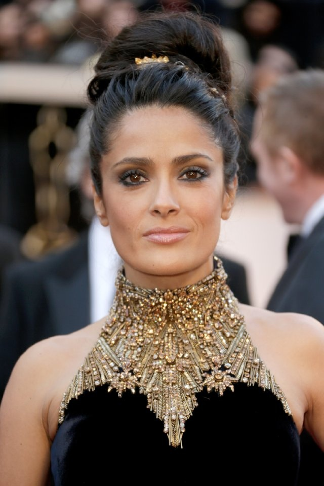 Salma Hayek at the Oscars!