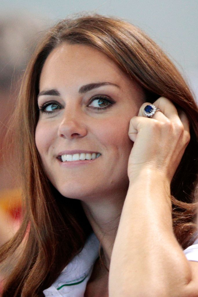 Kate Middleton Photos: Olympics Day 13 - Synchronised Swimming
