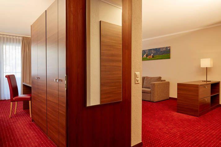H+ Hotel & SPA Engelberg - Superior Zimmer