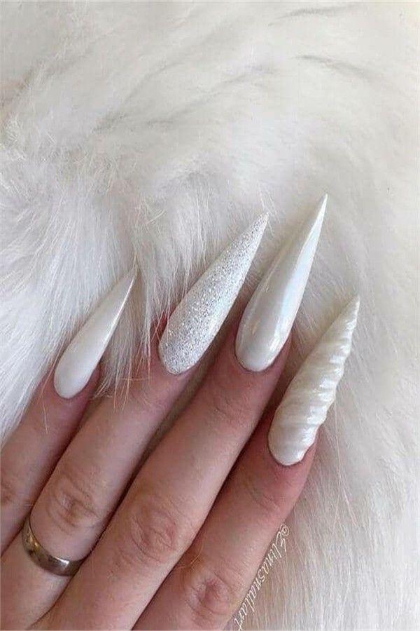 Top 25 Amazing Unicorn Nail Art Designs trendy ideas