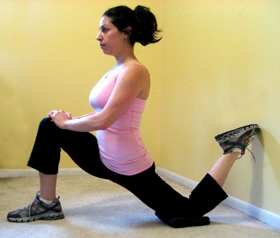 Stretches to open up your hips and lower back -- I need these!