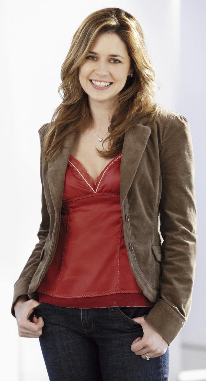 Jenna fischer as pam the