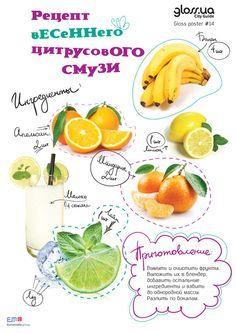 вкусные смузи рецепты - Поиск в Google