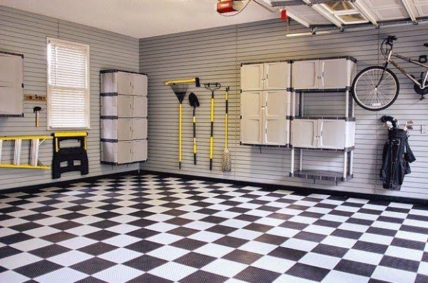 Организация гаража