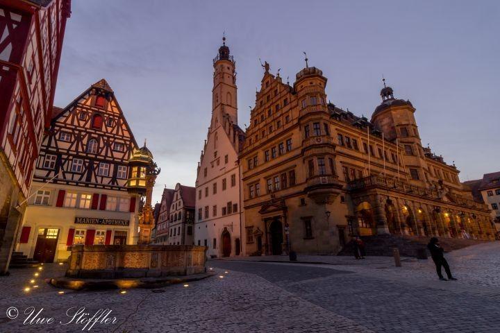 Rothenburg Ob Der Tauber Ferien Urlaub Ferienwohnung