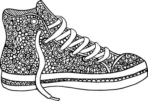 Coloring Page For Teens