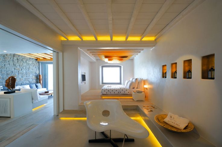 Room at Cavo Tagoo Hotel, Mykonos