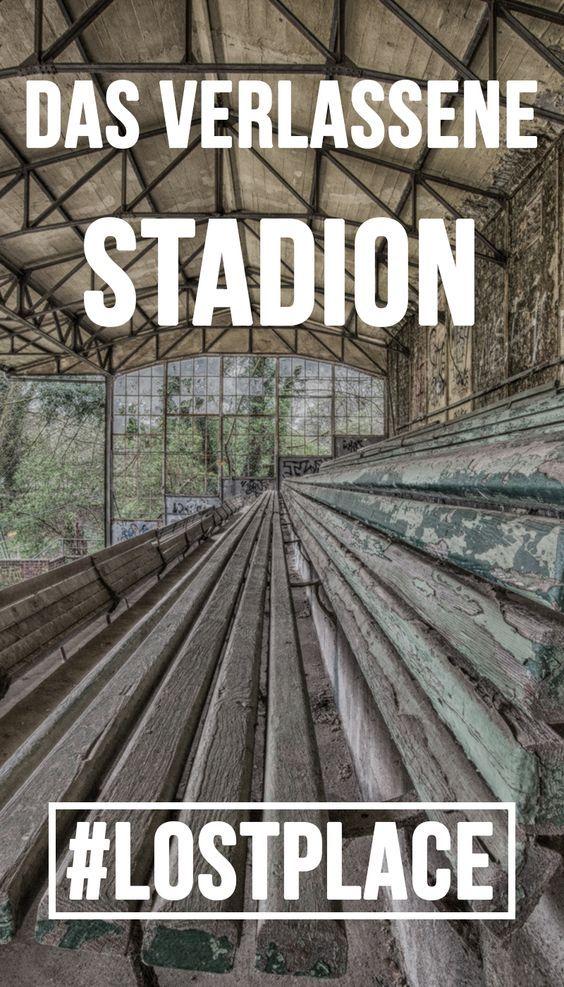 """Das verlassene Fußballstadion von Köln! Es ist Geschichtsträchtig aber auch kein Geheimnis mehr, da es direkt an einem Sportpark in Köln, NRW steht. Dieser Lost Place in Köln hat es in sich - er diente schon als Filmkulisse zum Film """"Das Wunder von Bern"""". Hier wurde aber mehr Geschichte geschrieben - erfahre alles in meinem Beitrag über das verlassene Stadion von Köln!"""