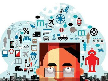 """India and IoT - """"IoT is not a technology initiative. It is all about business process improvement..."""", says Gartner. Find out how Hero MotoCorp, HP and Apollo Hospitals are already leveraging IoT http://ow.ly/QgUhY"""