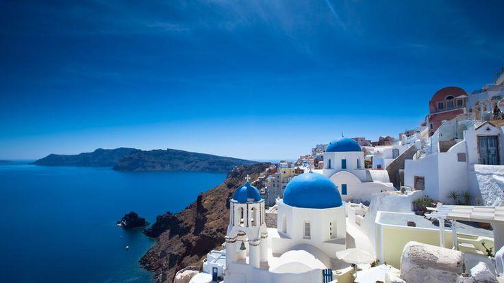 Santorini, Grecja: największe atrakcje