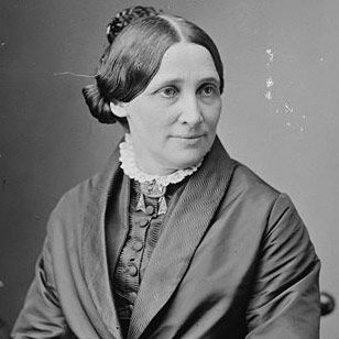 Lucy Webb Hayes married to Rutherford B. Hayes
