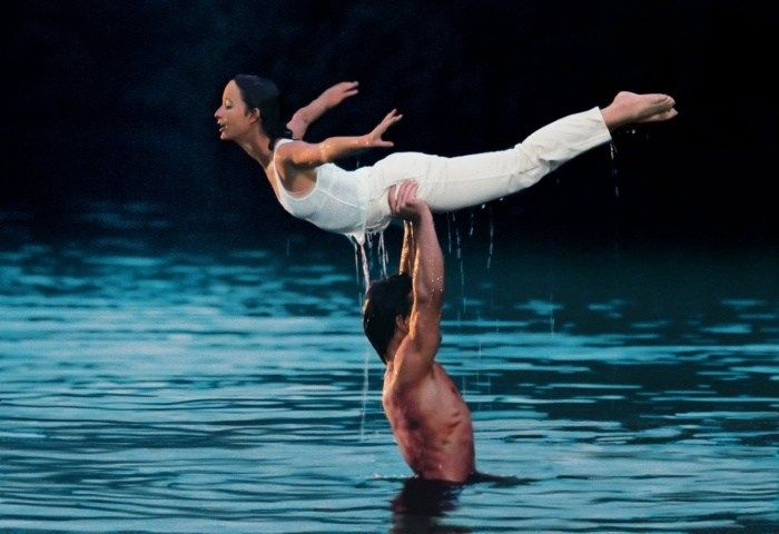 Dirty dancing swimming