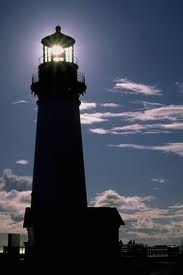 because I love lighthouses. :)