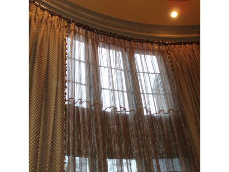 36 best images about great room on pinterest love seat two tones and wood trim for Earth tone living room curtains