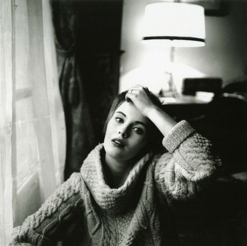 Jean Seberg ( November 13, 1938 - August 30, 1979)  here Jean Seberg by Mario Dondero