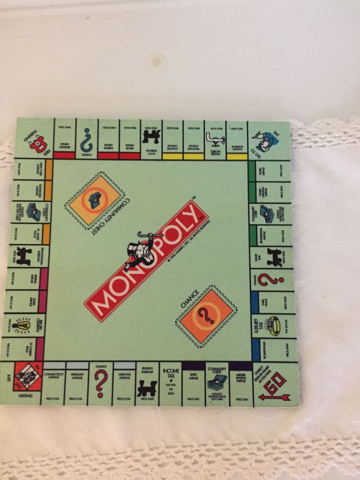 how to make your own monopoly board game